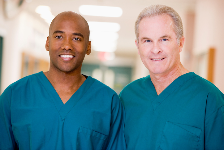 Recruiting More Men to Nursing Schools