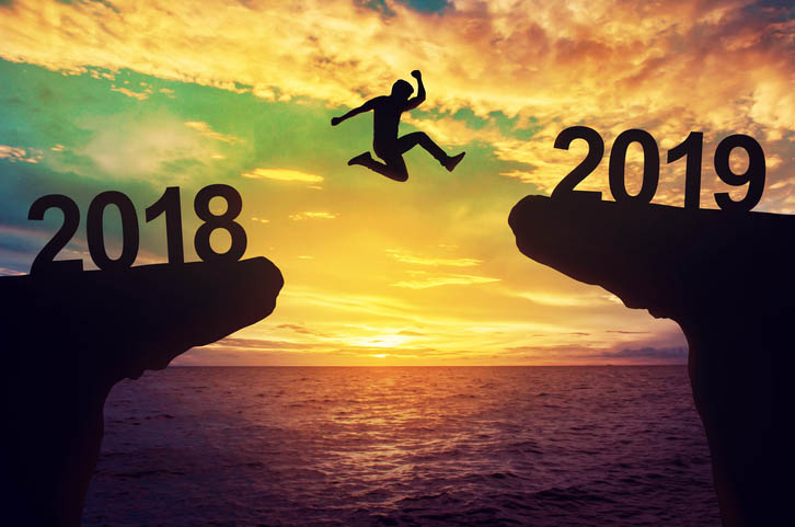 Clear the Decks in 2019 for a Fresh Start