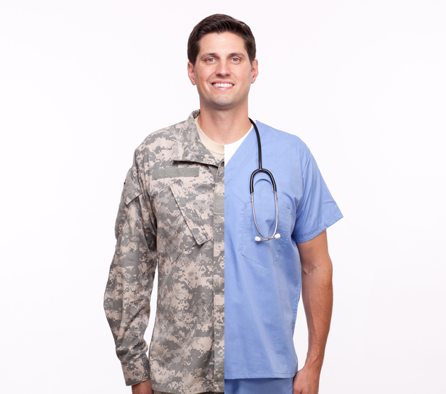 Becoming a Military Nurse