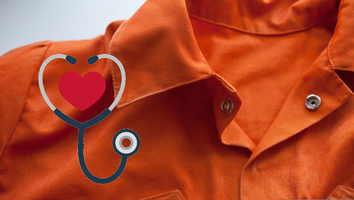 Correctional care nurses bring caring hearts everywhere.
