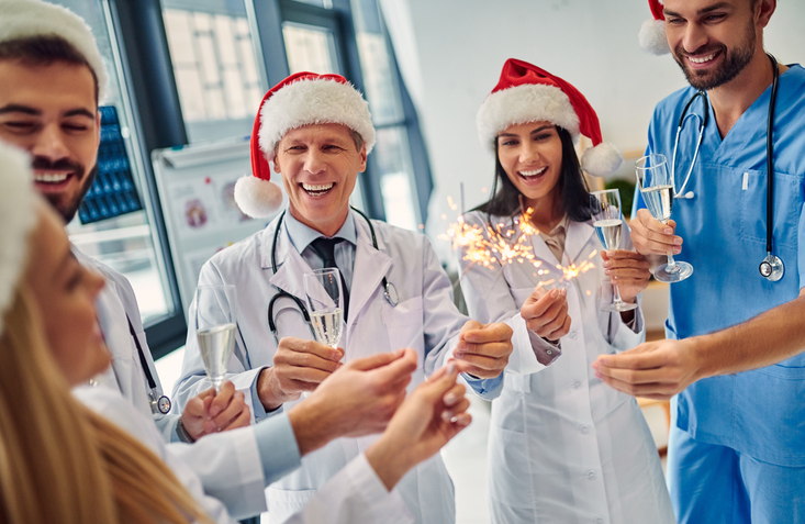 Making the Holidays Fun for Nurses