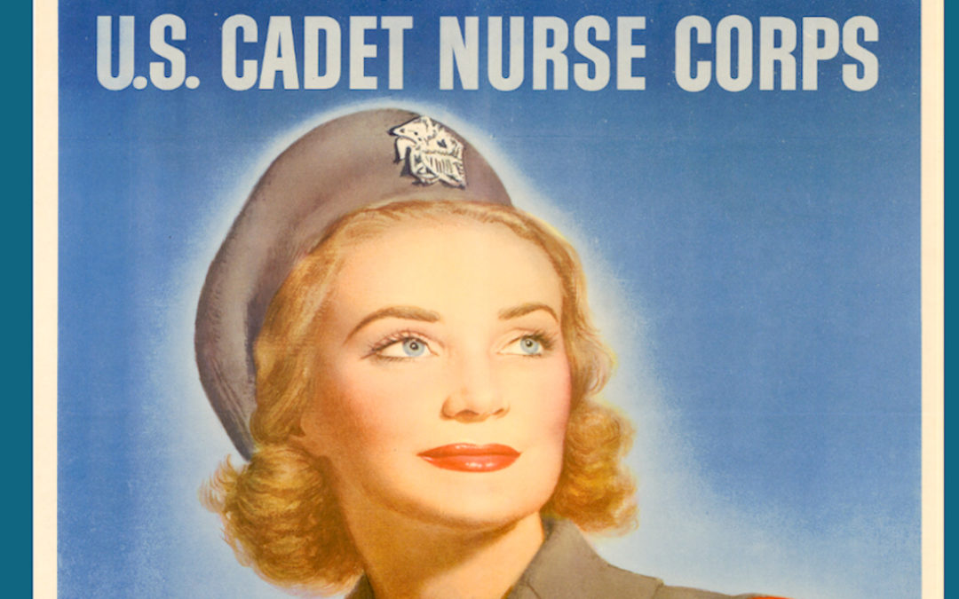 The Cadet Nurse Corps was founded in 1943.